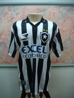 Camisa Futebol Botafogo Rio Janeiro Penalty Jogo Antiga 1771