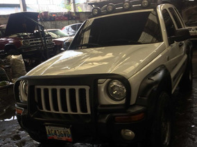 Jeep Jeep Cherokee 2005 Edición Especial Lim