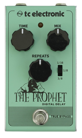 Tc Eletronic The Prophet Digital Delay + Nf