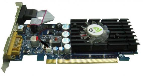 Placa De Vídeo Geforce 8400gs 64bits 1gb