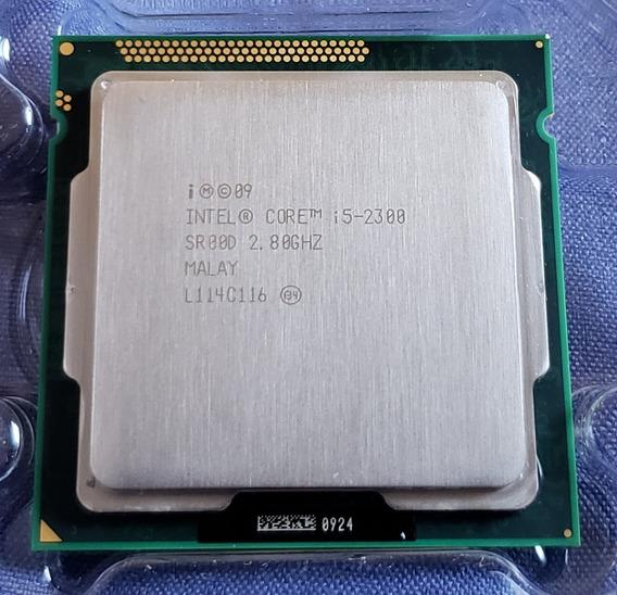 Processador Core I5 2300 Lga 1155 + Cooler Intel