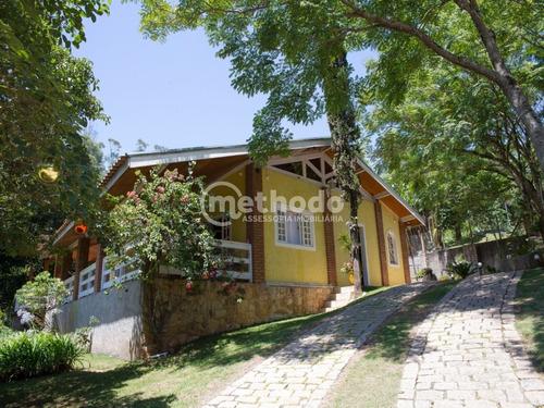 Casa À Venda Em Valinhos Sp - Ca00850 - 69198849