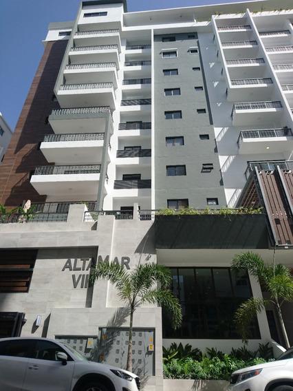 Naco Apartamento En Alquiler