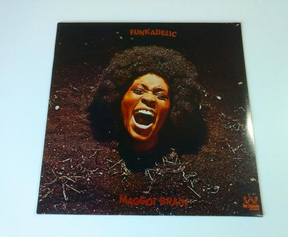 Lp Funkadelic Maggot Brain Europeu Standing On One Nation