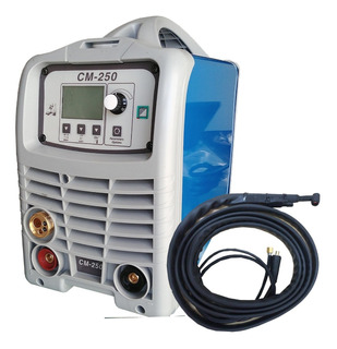 Sold Inverter Cm250 3en1 Mig-tigmma Pampa Incluye Torcha Tig
