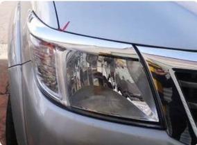 Toyota Hilux Friso Farol Cromado