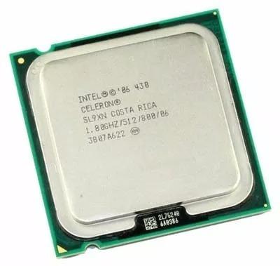 Processador Intel Celeron 430 775 Sl9xn 1.8ghz Frete Grátis!