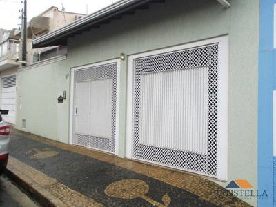 Casa Com 3 Dormitórios Para Alugar Por R$ 2.500/mês - Vila Cristóvam - Limeira/sp - Ca0215