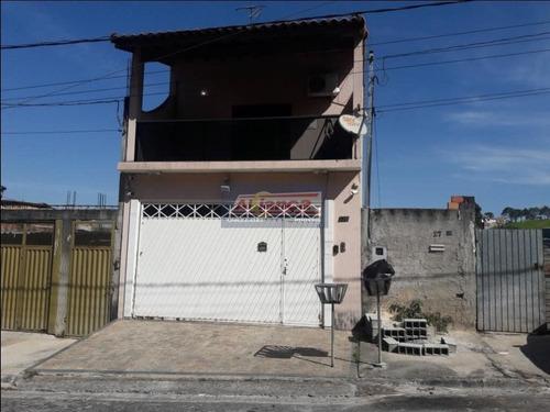 Sobrado Com 3 Dormitórios À Venda, 437 M² - Parque Flamengo - Guarulhos/sp - Ai13046