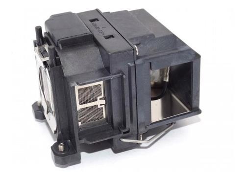 Lámpara Bombilla Proyector Video Beam Epson S12 Elplp67