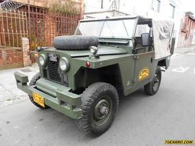 Land Rover 88 Militar