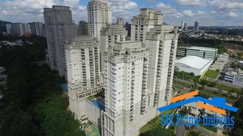 Imagem 1 de 15 de Linda Cobertura Duplex No Alpha Park Com 171 M² - 744