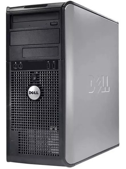 Cpu Dell Torre/ Desktop 780 4gb Ddr3 Hd 320