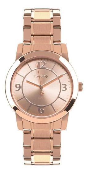 Relógio Touch Unissex Rosé Tw2035mqa/4j