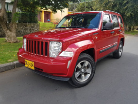 Jeep Liberty At Full Equipo Cuero