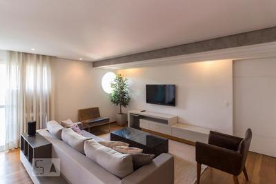 Apartamento No 7º Andar Mobiliado Com 3 Dormitórios E 6 Garagens - Id: 892889973 - 189973