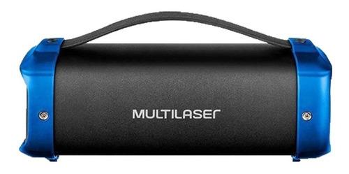 Imagem 1 de 3 de Caixa De Som Multilaser Bazooka Sp351 Bluetooth 70w Usb