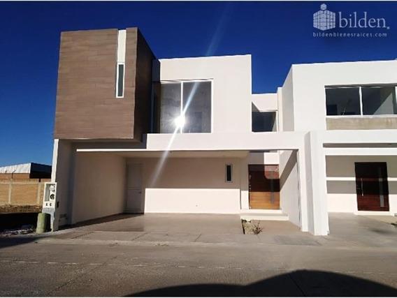 Casa Sola En Renta Frac. Residencial Villas De Zambrano