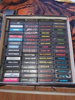Atari 2600 Cartuchos Varios