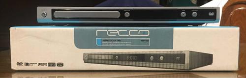 Imagen 1 de 6 de Dvd Reproductor Recco 437