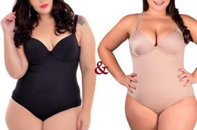 Kit 2 Body Plus Size Com