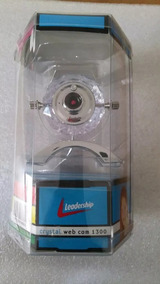 Webcam Crystal 1300 Leadership Nova 30 Fps 1280x960 350k Px