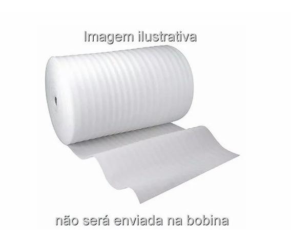 Manta P/ Piso Laminado 2mm Loja De Fabrica...kit C/20mts²
