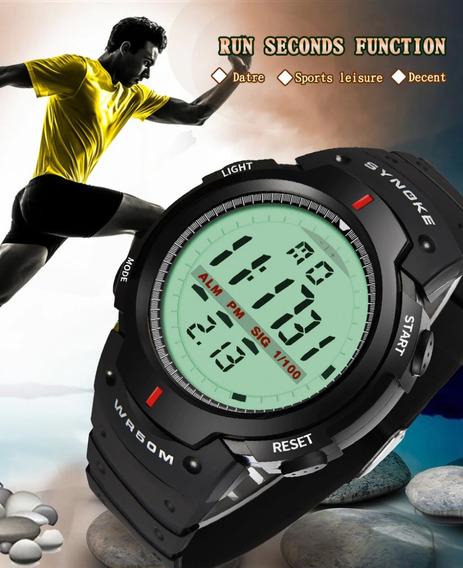 Synoke 61576 Relógio Esportivo Masculino