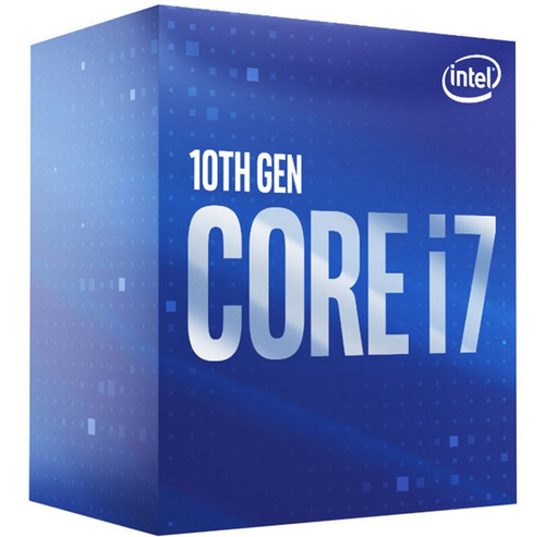 Micro Procesador Intel Core I7 10700 4.8 Ghz Comet Nickhard