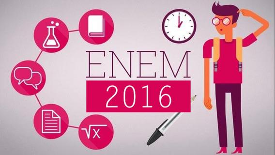 Curso Completo - Preparatório Enem 2016