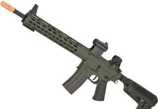Rifle Airsoft Krytac Aeg Tr-s /p Tr2spr-fg01-b Com Nota