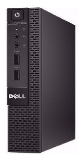 Dell Optiplex 3060 I3 8100t 16g Ddr4 256 Ssd M2 Novo