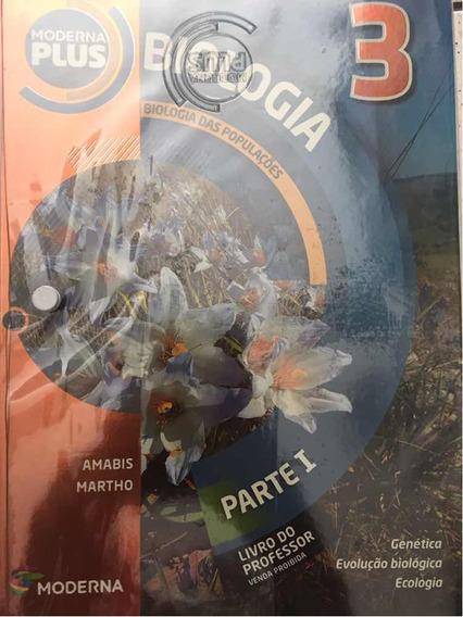 Livro Biologia Das Populações 3 - Moderna Plus