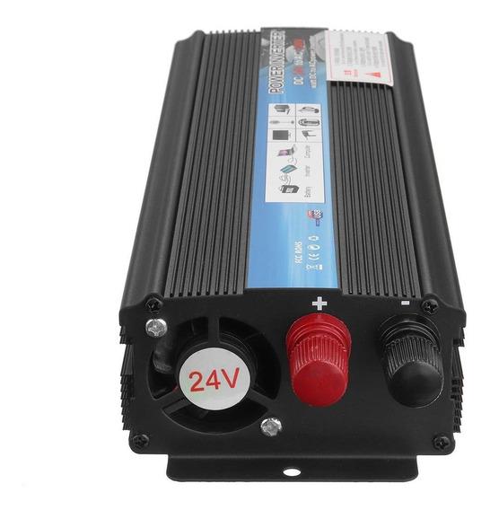 Inversor 12v P 220v 900w Com Pico 5000w Senoidal Modificada