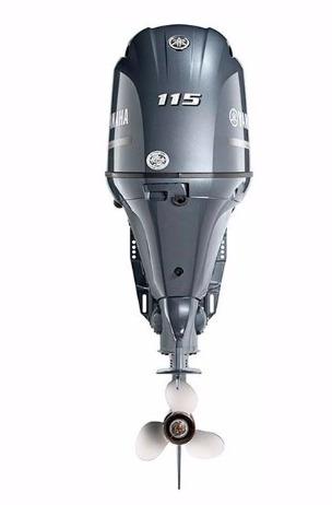 Motor Yamaha F115betl Hp 4 Tiempos