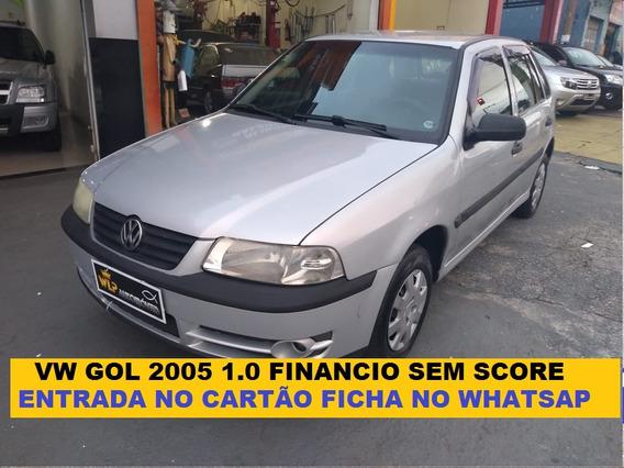 Vw Gol 2005 Entrada No Cartçao Ficha Pelo Whatsap