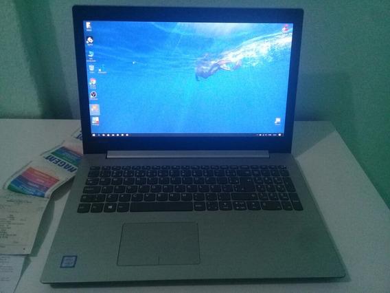 Notebook Lenovo Com Apenas 7 Mês De Uso Na Garantia