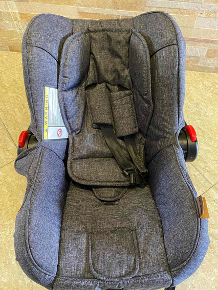 Bebê Conforto Abc Design - Apenas 3 Meses De Uso -muito Novo