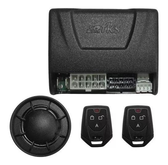 Alarme Automotivo Universal 12/24 Volts Bloqueio Motor Fks