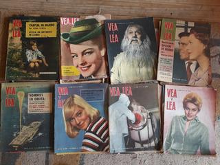 Lote De 26 Revista Vea Y Lea Años 55 Al 62