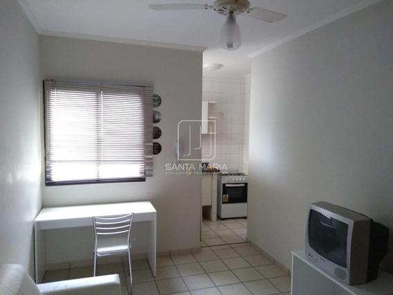 Flat (flat) 1 Dormitórios, Cozinha Planejada, Portaria 24 Horas, Elevador, Em Condomínio Fechado - 59671velff