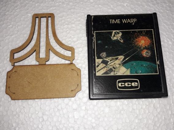 Time Warp Cce Para Atari 2600 E Compatíveis