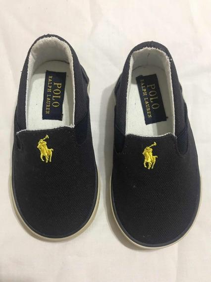 Zapatillas Polo Ralph Lauren T 5 Usa/ 21 Europa