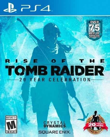 Rise Of The Tomb Raider Ps4 Digital
