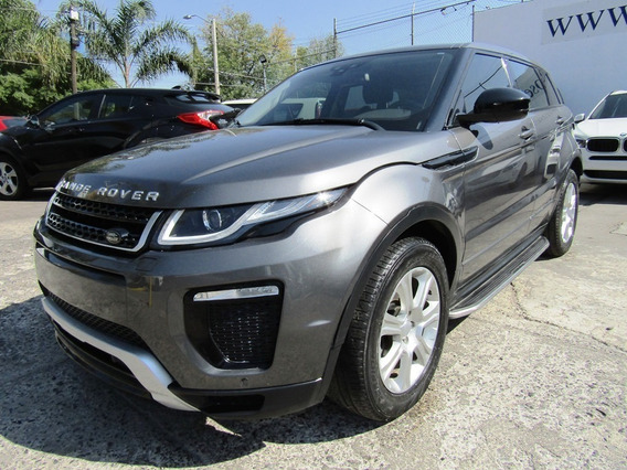 2016 Land Rover Evoque Se Dynamic