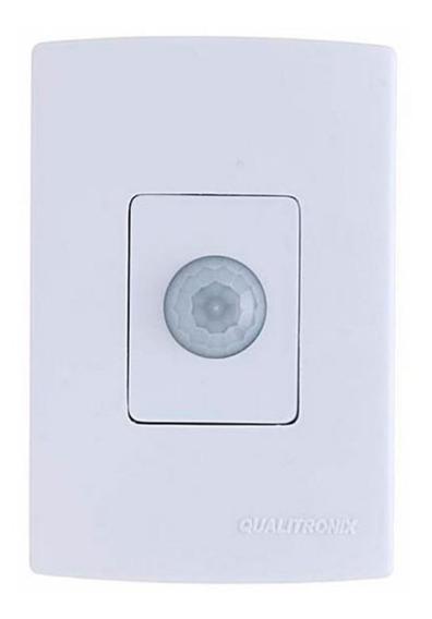 Kit Sensor De Presença C/ Fotocélula Qualitronix Qa23m/qa17