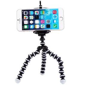 Câmera Selfie De Controle Remoto Bluetooth Tripé Ajustáveis