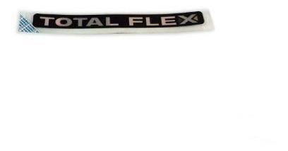 Adesivo Total Flex Voyage Gol Fox Traseiro  Vw 5z0853687a