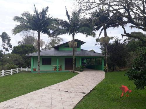 Chácara À Venda, 340000 M² Por R$ 1.800.000,00 - Praia Rondinha - Arroio Do Sal/rs - Ch0058