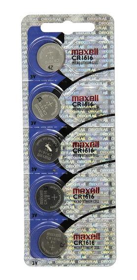 Bateria Cr1616 - Maxell (cartela)